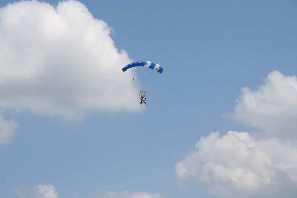 SDTC- Parachute
