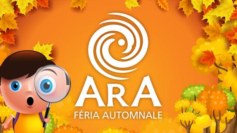 Ara Feria : Une belle sortie extérieure à faire en famille Sors de ta cour